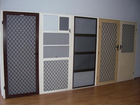 Security Doors & Ozzy Tuff Flyscreens Security Doors Retractable Flyscreens ... Pezcame.Com